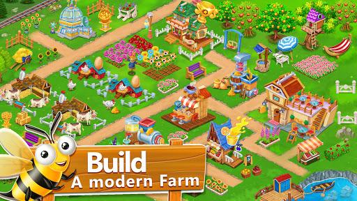 Farm Garden City Offline Farm  screenshots 2