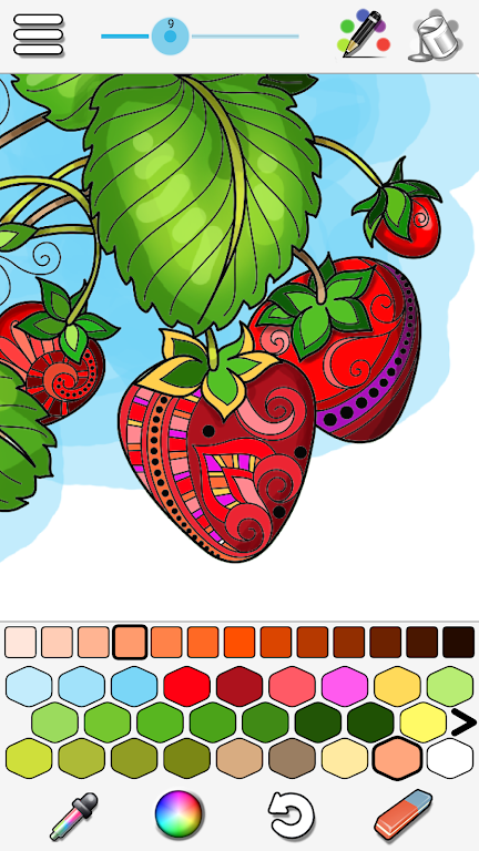 Coloring  poster 1