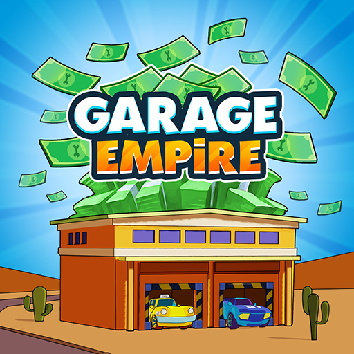 Garage Empire - Idle Building Tycoon & Racing Game