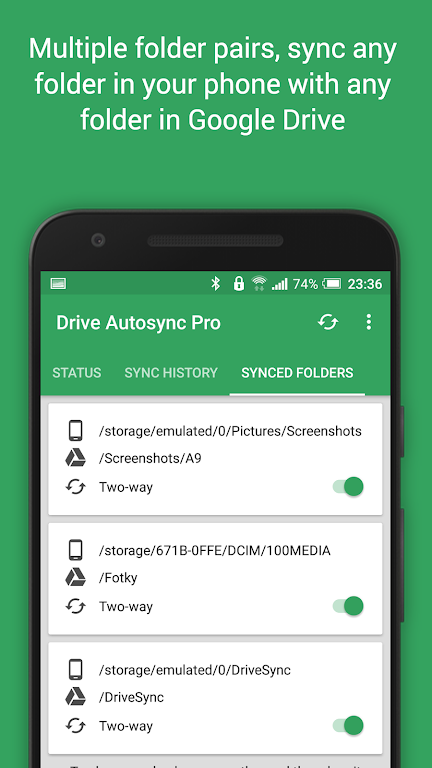 Autosync for Google Drive  poster 5