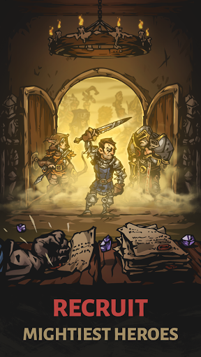 Darkest AFK - free Idle RPG offline & PVE Battler apkdebit screenshots 2