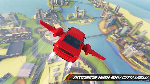 Flying Car Driving 2020 - Real Driving Simulator  Screenshots 5