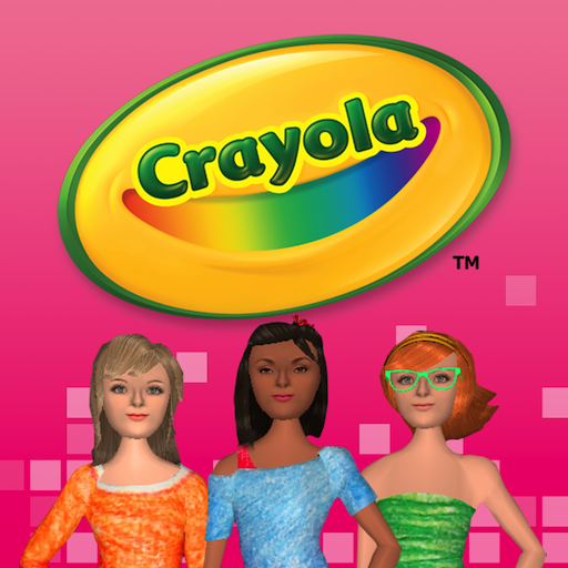 Crayola Virtual Fashion Show Apps On Google Play