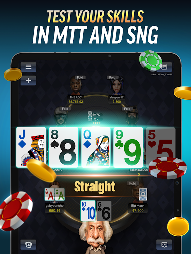 PokerBROS: Play Texas Holdem Online with Friends  Screenshots 14