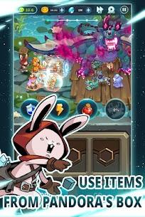 Rabbit in the moon 3