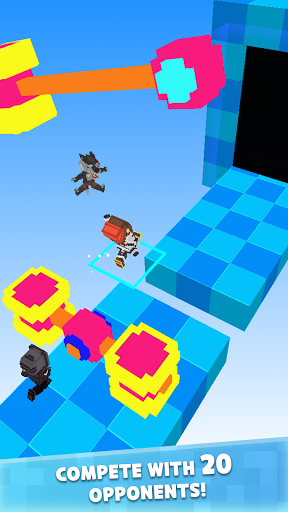 Blockman Party: 1-2 Players  screenshots 13