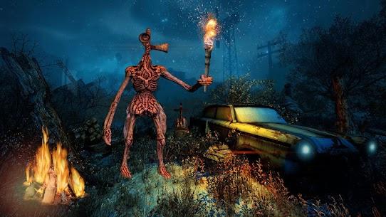 Horror Siren Head Game : Haunted Town 2
