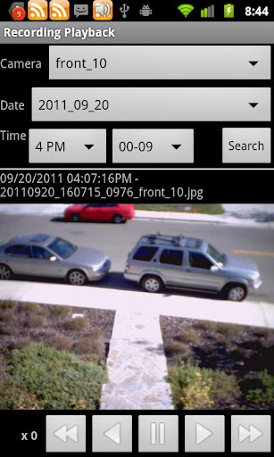 IP Cam Viewer Basic screenshot 4