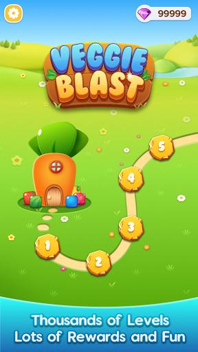 Veggie PopStar -Blast Game  Pc-softi 2