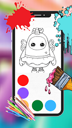 Fall Boys Coloring Game for Guys .APK Preview 2