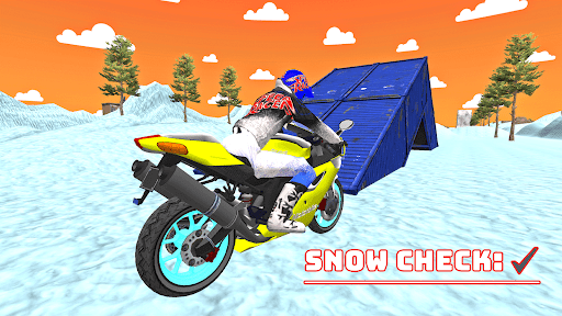 Motorcycle Infinity Racing Simulation 2.2 screenshots 16