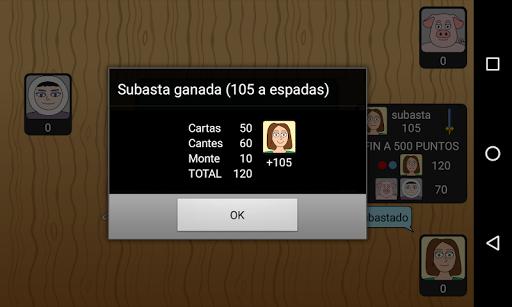 Tute Subastado 1.3.2 screenshots 16