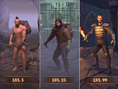Grim Soul: Dark Fantasy Survival MOD APK 3.2.2 (Unlocked VIP, Free Crafting) 11