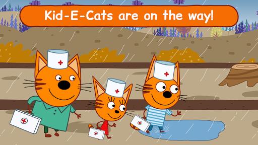 Kid-E-Cats Animal Doctor Games for Kidsu30fbPet Doctor 1.8.5 screenshots 3