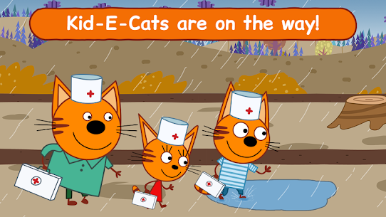Kid-E-Cats Animal Doctor Games for Kids・Pet Doctor 1.8.5 Mod + Data for Android 3