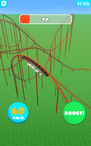 Hyper Roller Coaster 1.5.1 screenshots 10