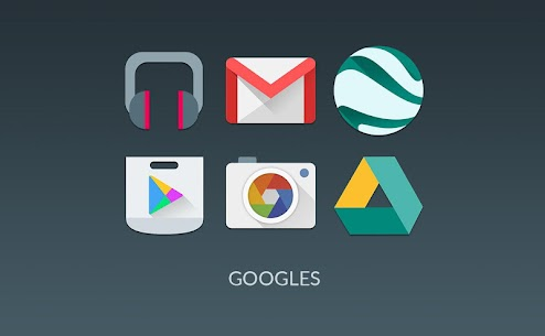 MATERIALISTIK ICON PACK Patched APK 3