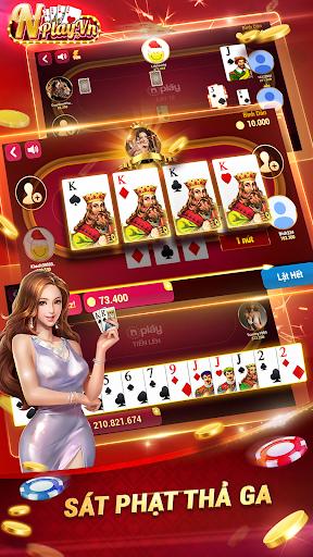 NPLAY: Game Bu00e0i Online, Tiu1ebfn Lu00ean MN, Binh, Poker.. screenshots 4