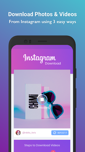 Story Saver for Instagram Video Downloader Instore  screenshots 1