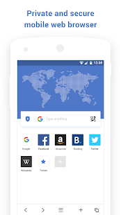 Fly Internet - Web browser with free VPN