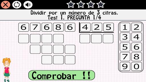 Matemu00e1ticas 11 au00f1os 1.0.21 screenshots 12