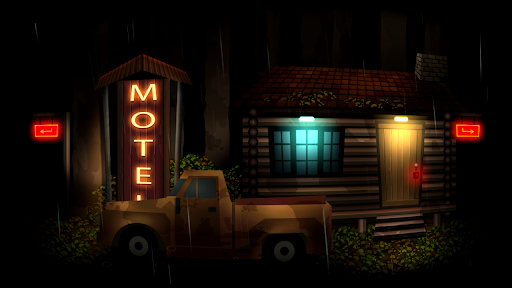Bear Haven 2 Nights Motel Horror Survival screenshots 1