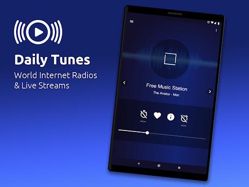 Daily Tunes - World Internet Radios & Live Streams Apkfinish screenshots 9