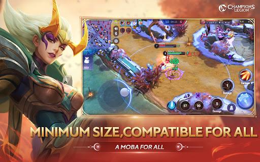 CL:Champions Legion | 5v5 MOBA 1.22.0 screenshots 19