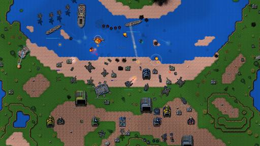 Rusted Warfare - RTS Strategy apkdebit screenshots 9