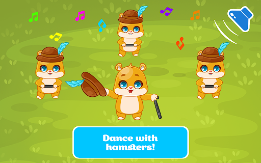 Babyphone - baby music games with Animals, Numbers 2.1.2 Screenshots 4