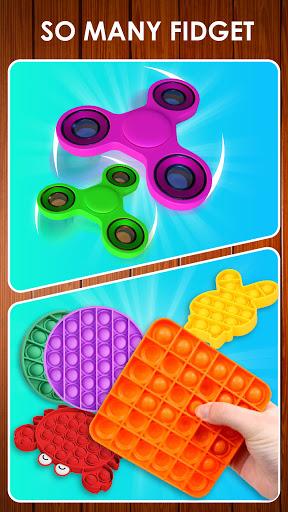 Fidget Toys 3D - Fidget Cube, AntiStress & Calm apkpoly screenshots 9