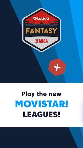 LaLiga Fantasy MARCAufe0f 2021: Soccer Manager 4.5.2.2 Screenshots 1