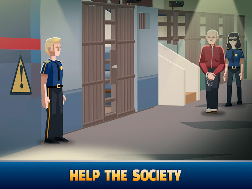 Idle Police Tycoon - Cops Game 1.2.1 screenshots 9