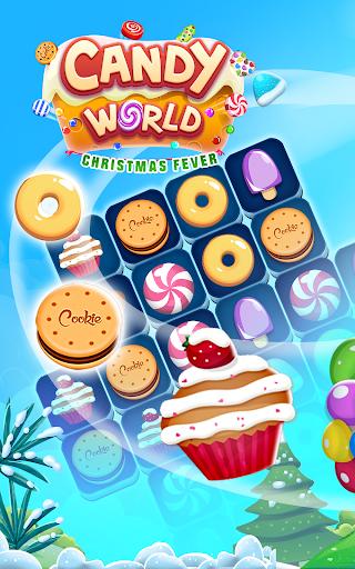 Christmas Candy World - Christmas Games screenshots 1