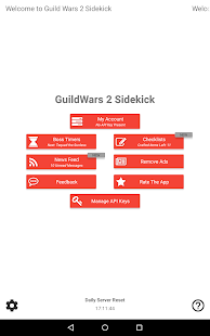 Sidekick for GW2