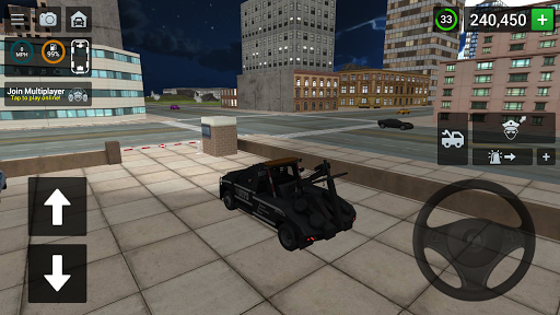Cop Duty Police Car Simulator android2mod screenshots 4