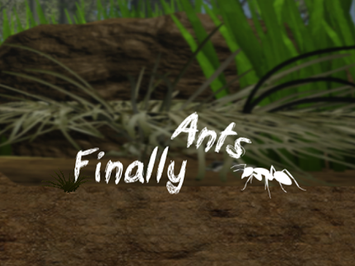 Finally Ants 2.49f1 screenshots 1