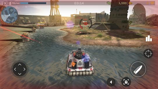 Massive Warfare: Gunship Helicopter vs Tank Battle 5