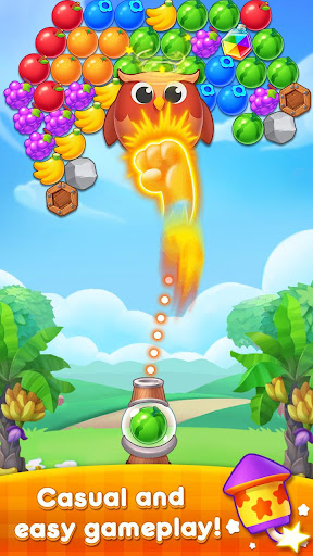 Bubble Fruit Legend apkpoly screenshots 1