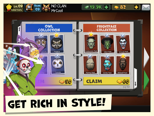 Snipers vs Thieves: Classic! android2mod screenshots 5