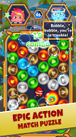 Warghs | Match 3 Puzzle Game