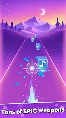 ビートショット3D - EDM音楽ゲームのおすすめ画像2