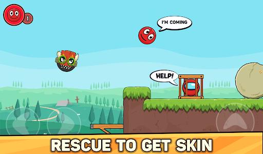 Bounce Ball 6: Red Bounce Ball Hero 5.2 Screenshots 16