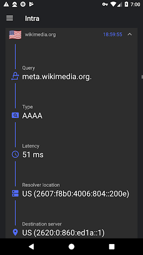 Intra 1.3.3 screenshots 5