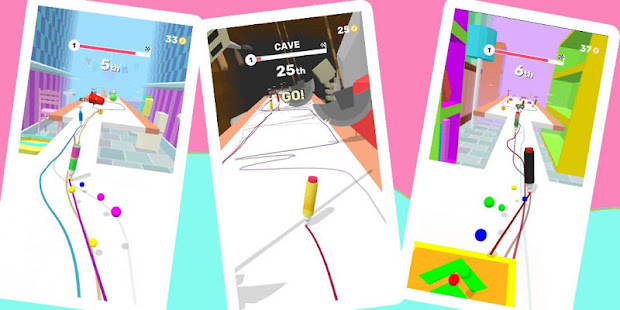 Pen Rush 1.0.2 screenshots 1