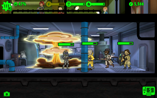 Fallout Shelter goodtube screenshots 23