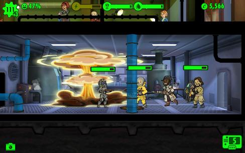 Fallout Shelter MOD APK (Unlimited Money) 23