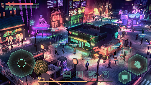 Cyberika: Action Cyberpunk RPG 0.9.3-rc152 screenshots 5