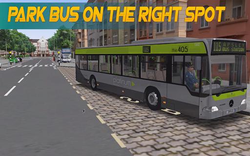 Bus Simulator : Bus Hill Driving game  screenshots 23