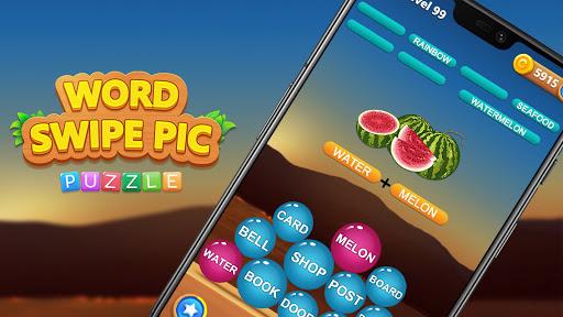Word Swipe Pic 1.6.9 screenshots 3